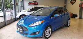 VENDO FORD FIESTA TITANIUM  FULL 2014