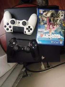 PS4 500 GB Con caja original Usado estado 7/10 Bogotá