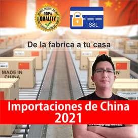 IMPORTACIONES DE CHINA A LATINOAMÉRICA