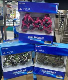Controles para Play Station 3