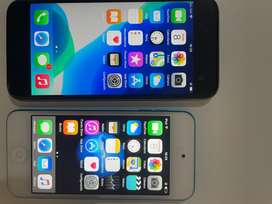 iPhone 6s + iPod Touch 5ta Generación.
