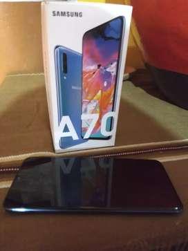 Samsung A70 ORIGINAL en caja
