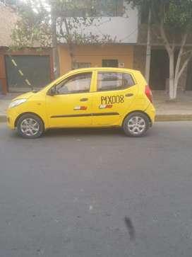 Con  documentos  en regla para  taxi