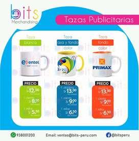 Tazas Personalizadas para Merchandising