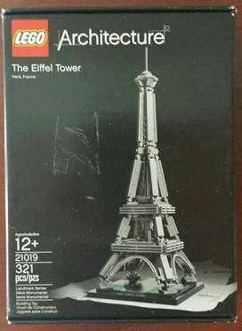 Lego Arquitectura 21019 Torre Eiffel