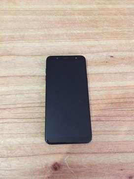 Samsung Galaxy J8 32 GB Negro, no funciona la camara