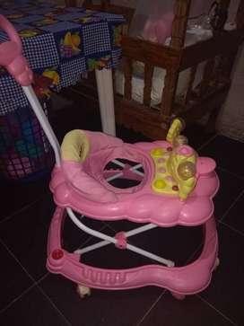 Andador de bebé