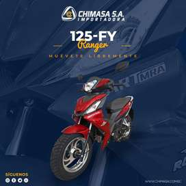 Moto caballito ranger 125FY / / Johan