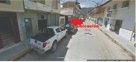 Venta de Terreno de 310.80 M2. Celendín - Cajamarca.