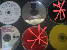 CD MUSICA ORIGINALES