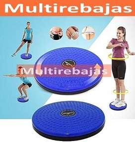Disco Giratorio Ejercicios Aeróbicos Fitness