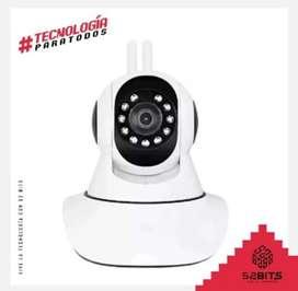 Camara IP Wifi 360 Visión nocturna 2 antenas