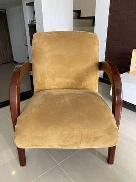 Espectaculares sillas de sala