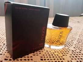 Perfume fogos de ésika