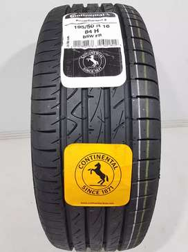 Neumático Continental 195/50R16 84H PowerContact 2 Ford Fiesta Kinetic