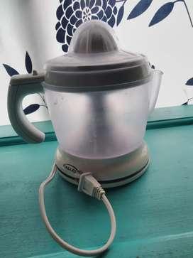Extractor de jugos para repuestos
