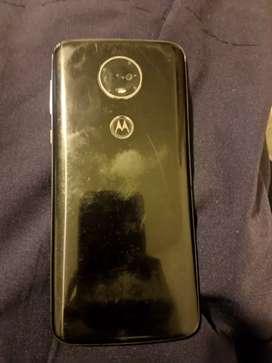 Vendo Motorola e5 plus detalle en la pantalla pero no dificulta su uso 2019