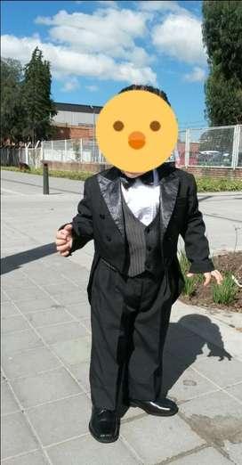 Vestido,traje,esmoquin Niño