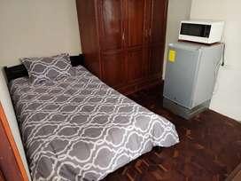 Habitación Amoblada en alquiler