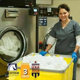 Lavadoras y secadoras industriales Hoteles,Hospitales, Lavanderias