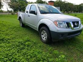 NISSAN FRONTIER 2013 4 CILINDROS
