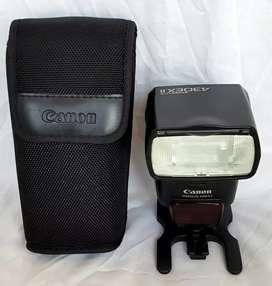 Flash Canon Speedlite 430 EX ll