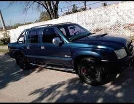 Chevrolet S10 2.8 4x4 Dc Dlx  2007