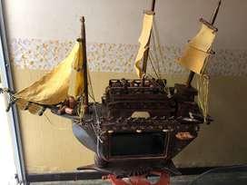 Barco acuario