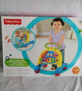 Andador Musical - Fisher Price