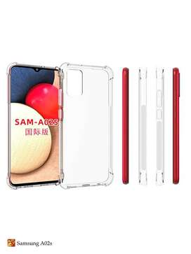 Estuche Forro Funda Case Strong Samsung Galaxy A02s