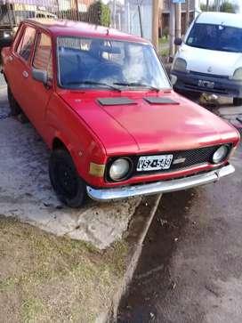 Fiat 128 Berlina 1979 con tranferencia incluida