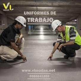 Ropa de trabajo industrial camisetas polo mandiles chalecos chompas pantalones gorras overoles camisas blusas delantales