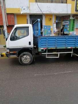 Vendo camión mitsubishi