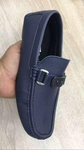 zapatos Philipp plein en cuero