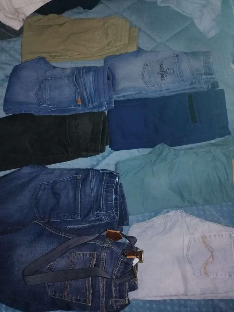 jeans originales para niños perfecto estado 0