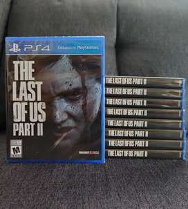 The last of us 2 $58