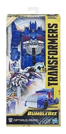 Muñeco Transformers Optimus Prime 30 cm Hasbro