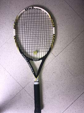 Raqueta Wilson pro open