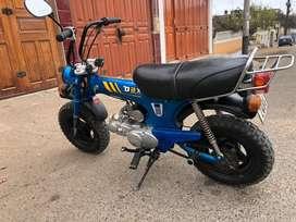 Honda dax original de coleccion