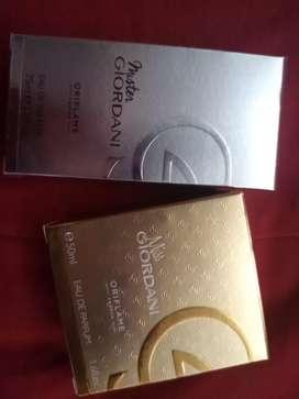 Perfumes a tan solo 50 soles linea Giordani original