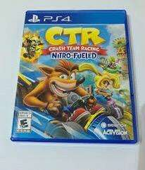 Crash ctr play 4