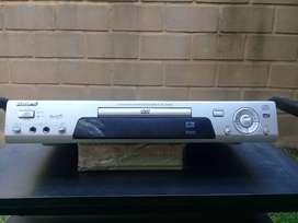 Reproductor De Dvd, Karaoke, Con Control Remoto Original