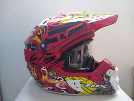 Casco Fox original motocross