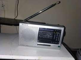 Radio SONY stereo 12 banda