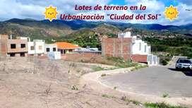 Venta de lotes de terreno con excelente ubicaciòn en Catamayo-Loja