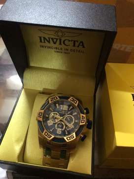 Reloj invicta 9.9/10