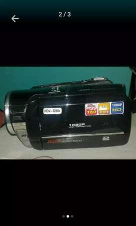 Filmadora HD