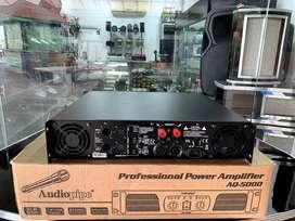 Ampliacador audio pipe 5000w de  40 TRANSISTORES nuevos
