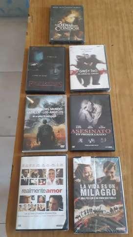 Peliculas en DVD  varios géneros