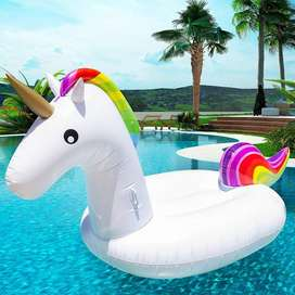 Flotador/Inflable Unicornio Gigante